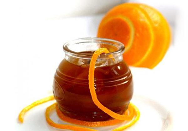 Варенье из алычи с апельсином