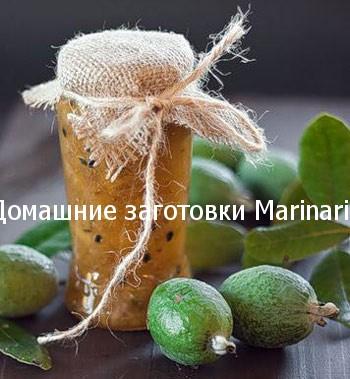 фейхоа варенье рецепт