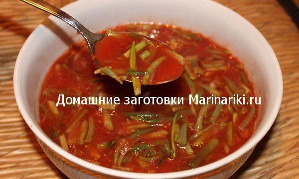 zagotovka-na-zimu-cheremsha-v-tomate