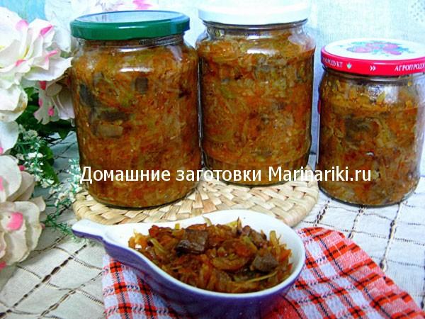gribnaya-solyanka-iz-svezhix-gribov-na-zimu-v-bankax